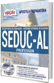 Apostila Seduc Al 2017 Professor Professor Concursos Publicos