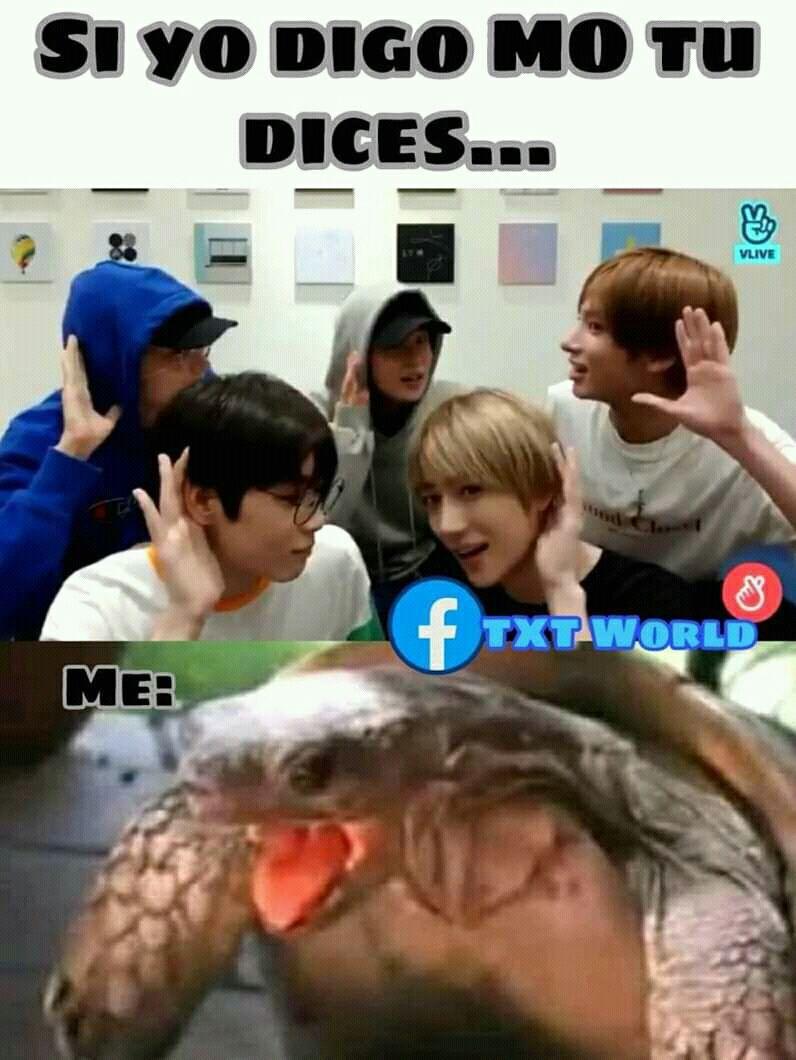 20 3 Mil Me Gusta 162 Comentarios Txt Memes Espanol Olmary Txtmemesofficial En Instagram Creo Que Taehyun Memes Coreanos Memes Divertidos Memes Kpop