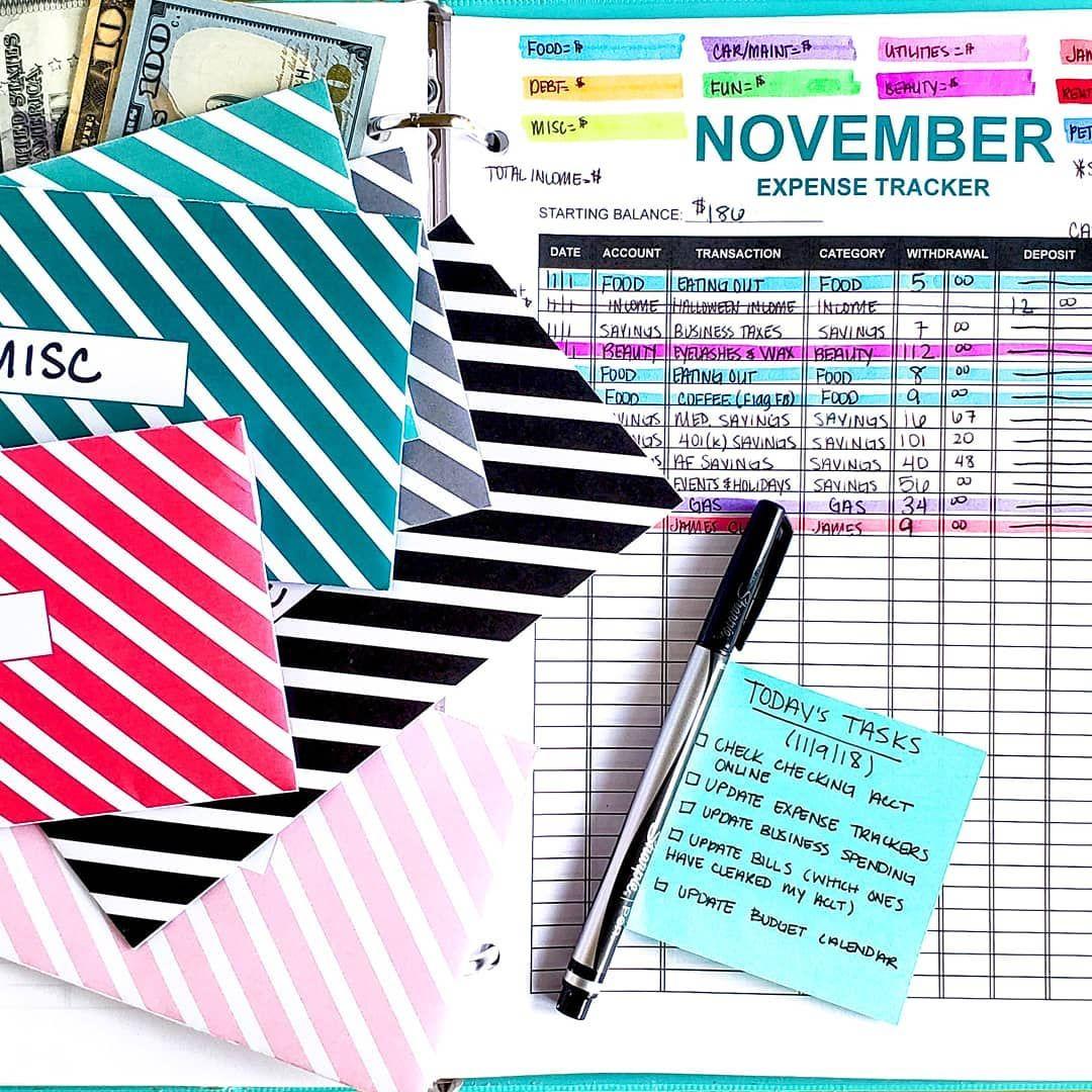 Single Mom S Viral Budgeting Method Eliminated Her 77k