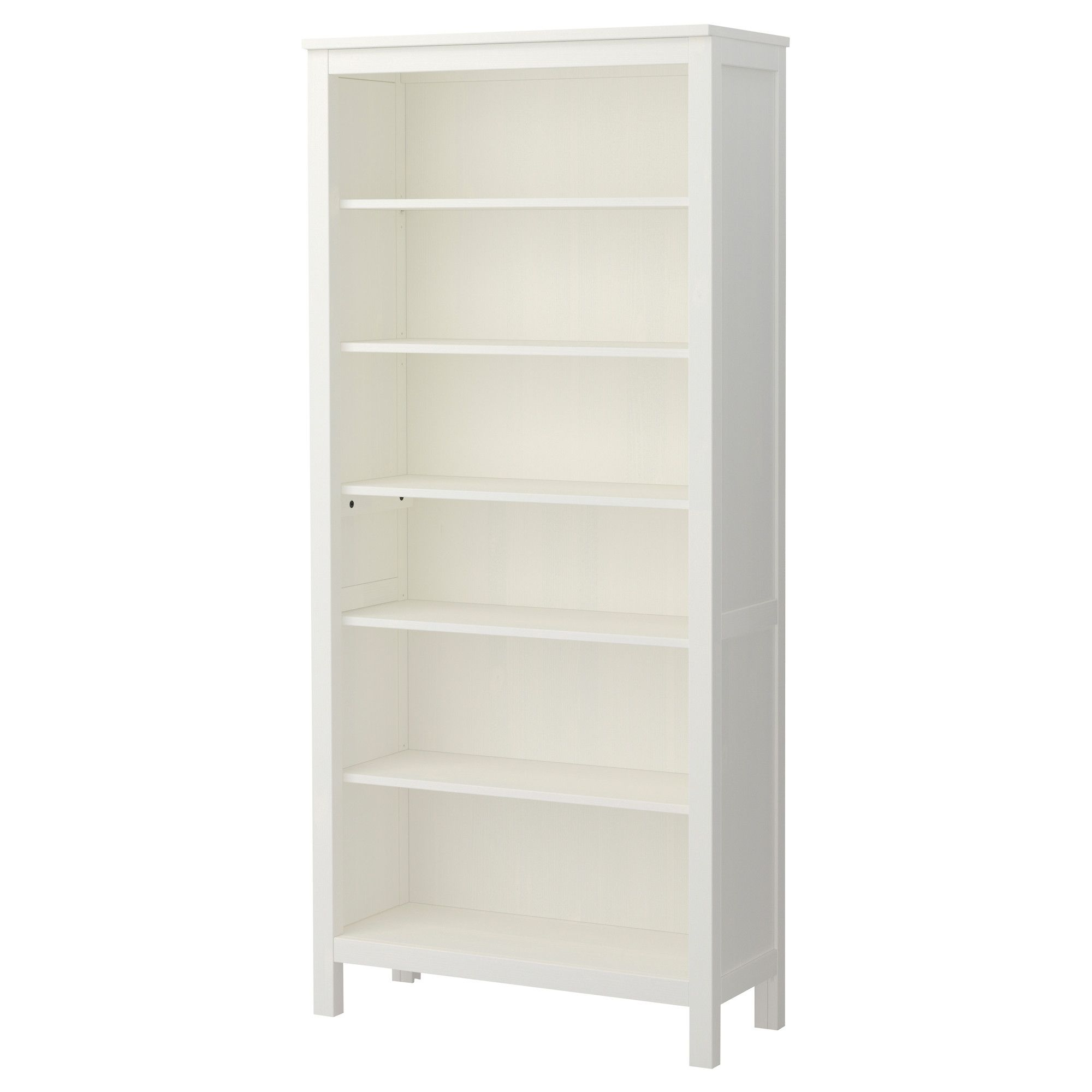 Incredibly Simple Bookcase I Want For My Office -- HEMNES