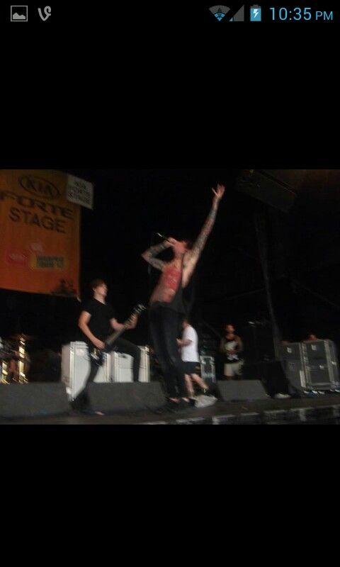 Warped tour 2013 Warped tour best day ever Music Love