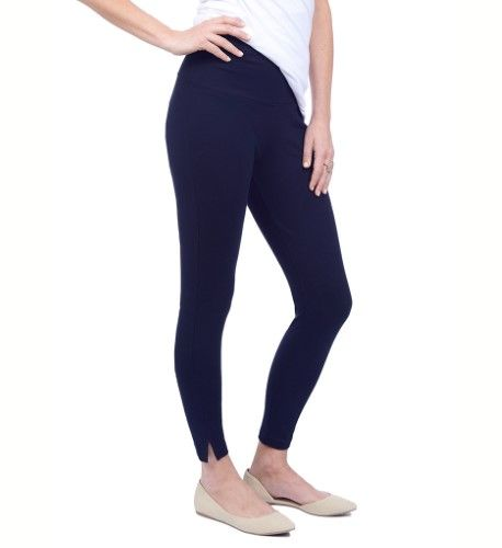 541c76c9f31a42 Lysse Leggings 1202 Shaping Skinny Legging (Midnight M), Women's, Size:  Medium