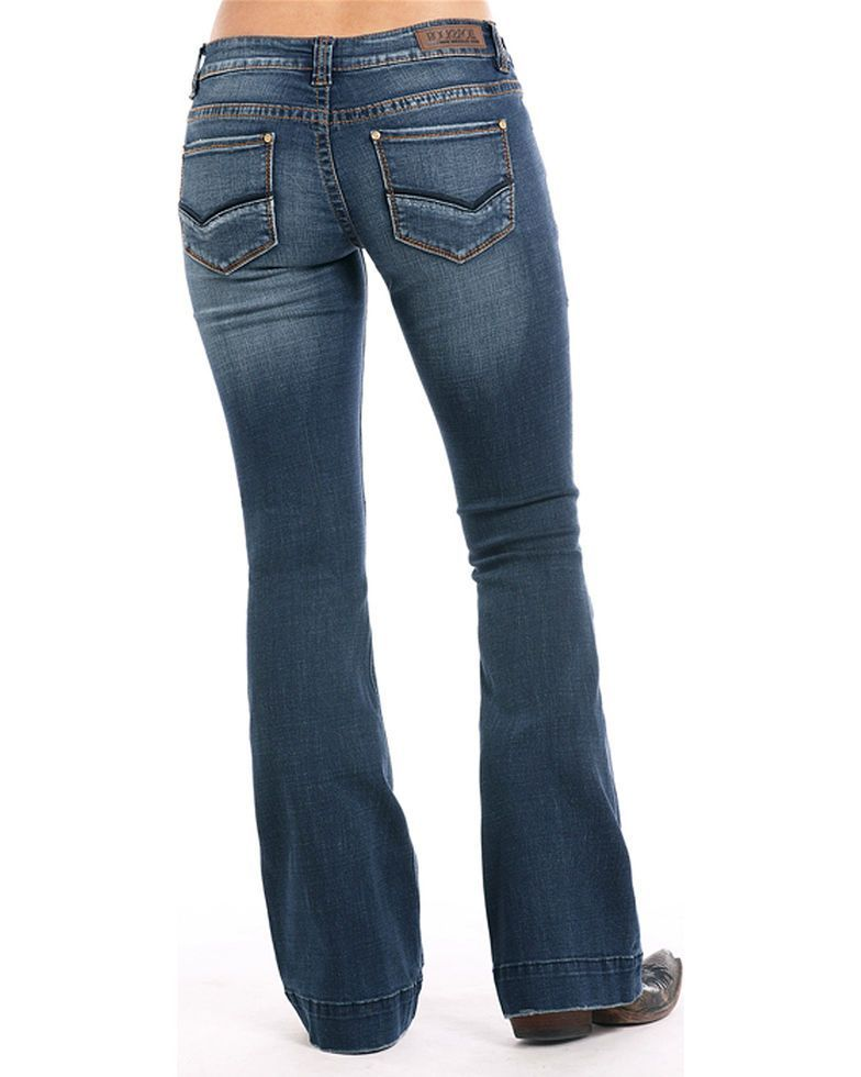 f7fac37ac Rock & Roll Cowgirl Women's Curved