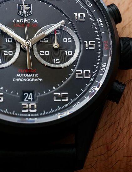 TAG Heuer Carrera Calibre 36 | Часы | Часы