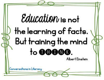 critical thinking how to teach