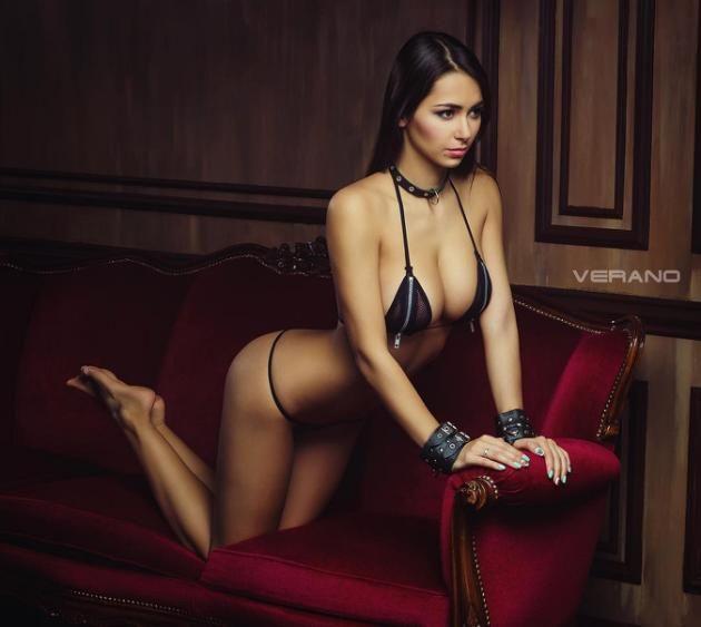 Resultado de imagen de Sexy Helga Lovekaty y james rodriguez