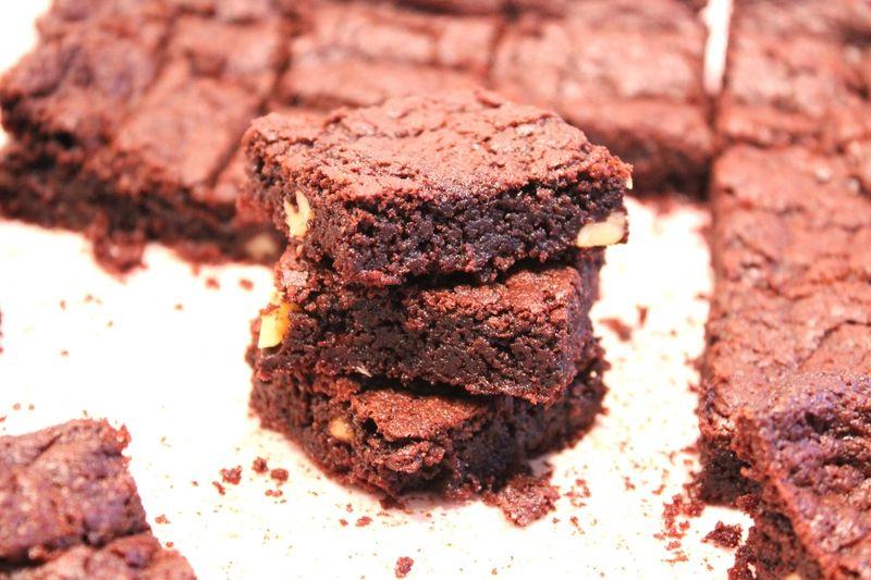 brownies sans oeufs pour ceux qui aiment cuisiner brownies sans oeufs sans ufs et brownies. Black Bedroom Furniture Sets. Home Design Ideas