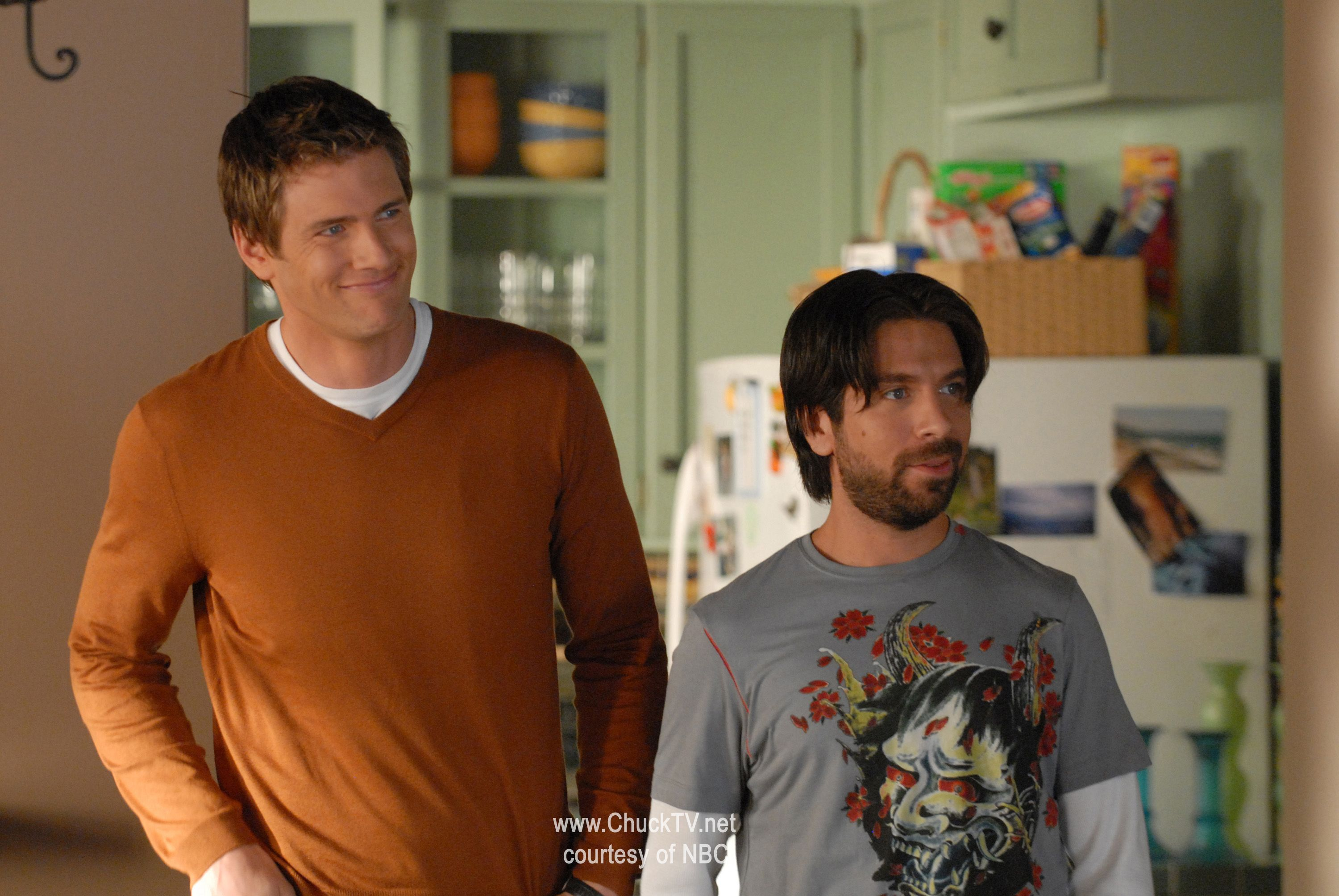 Ryan Mcpartlin As Captain Awesome And Joshua Gomez As Morgan Grimes Chuck Season 1 Chucks Zachary Levi This is joshua gomez of chuck by bailey applebaum on vimeo, the home for high quality videos and the people who love them. ryan mcpartlin as captain awesome and