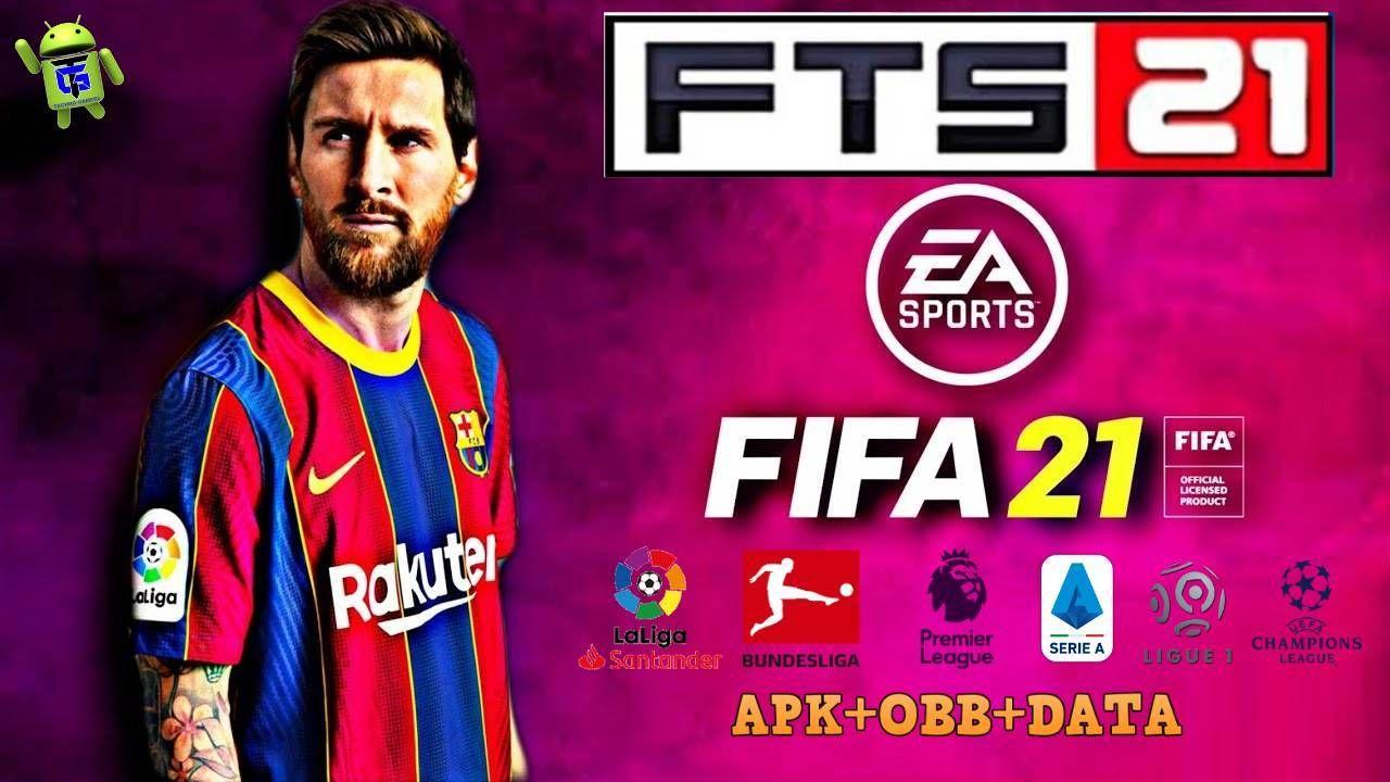 Telecharger Fts 21 Mod Fifa 2021 Apk Obb Game243 En 2020 Jeux De Football Equipe De Reve Joueur De Football
