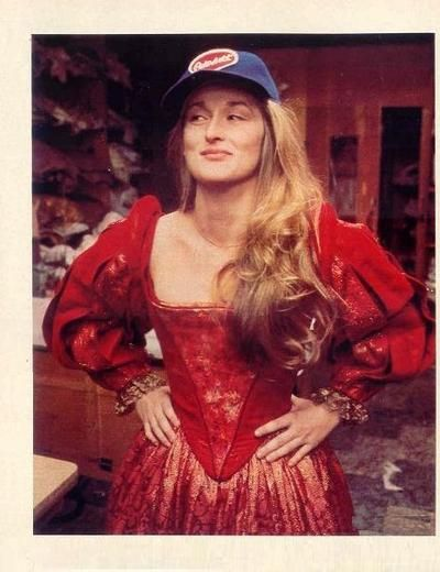 We think Meryl is the greatest.