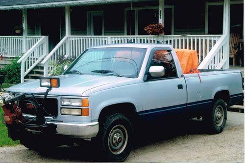 1994 GMC Sierra 1500 - Cloyne, ON #4311641190 Oncedriven