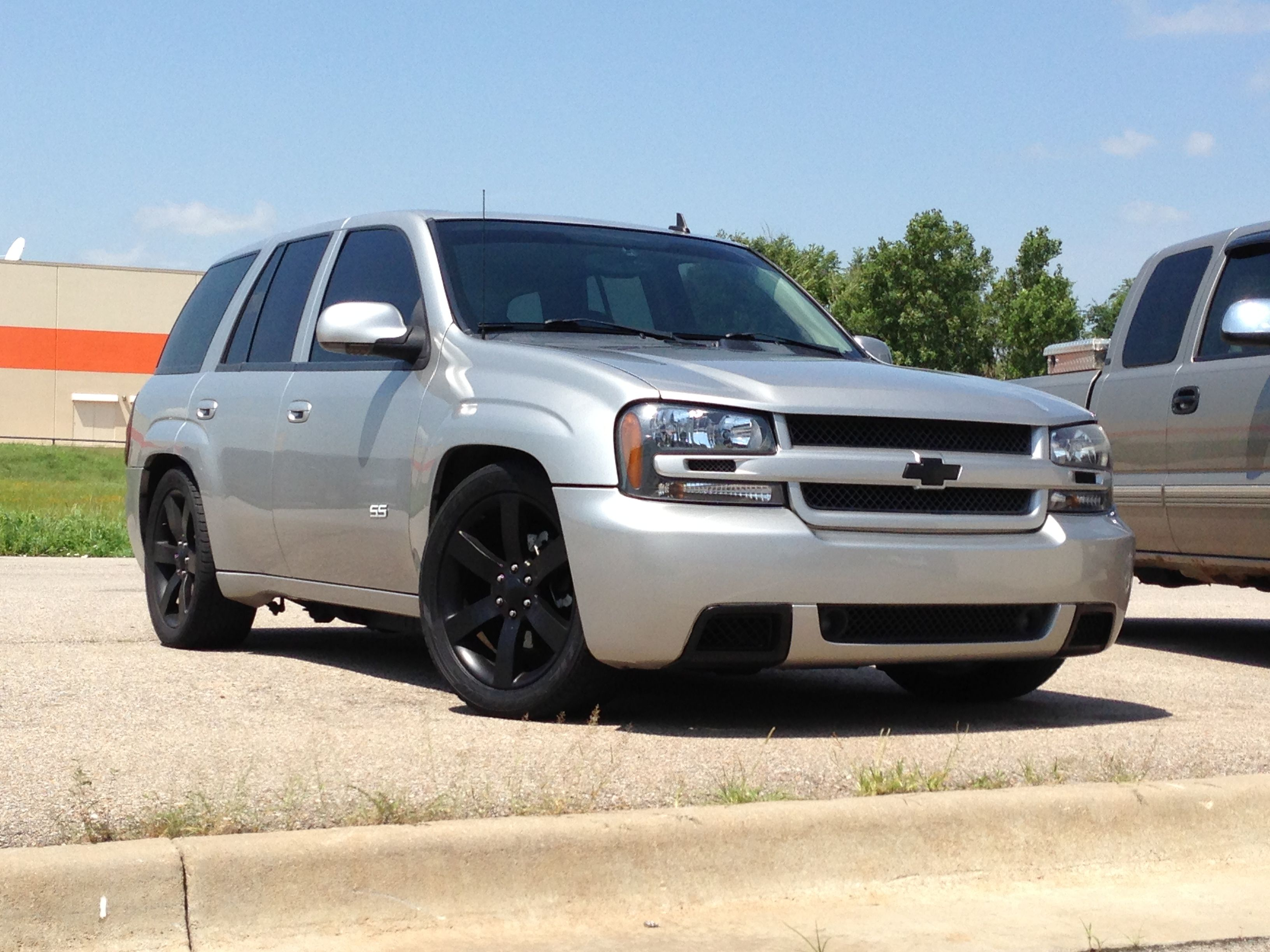 2006 Trailblazer SS | My cars | Pinterest | Trailblazer ss and Chevy