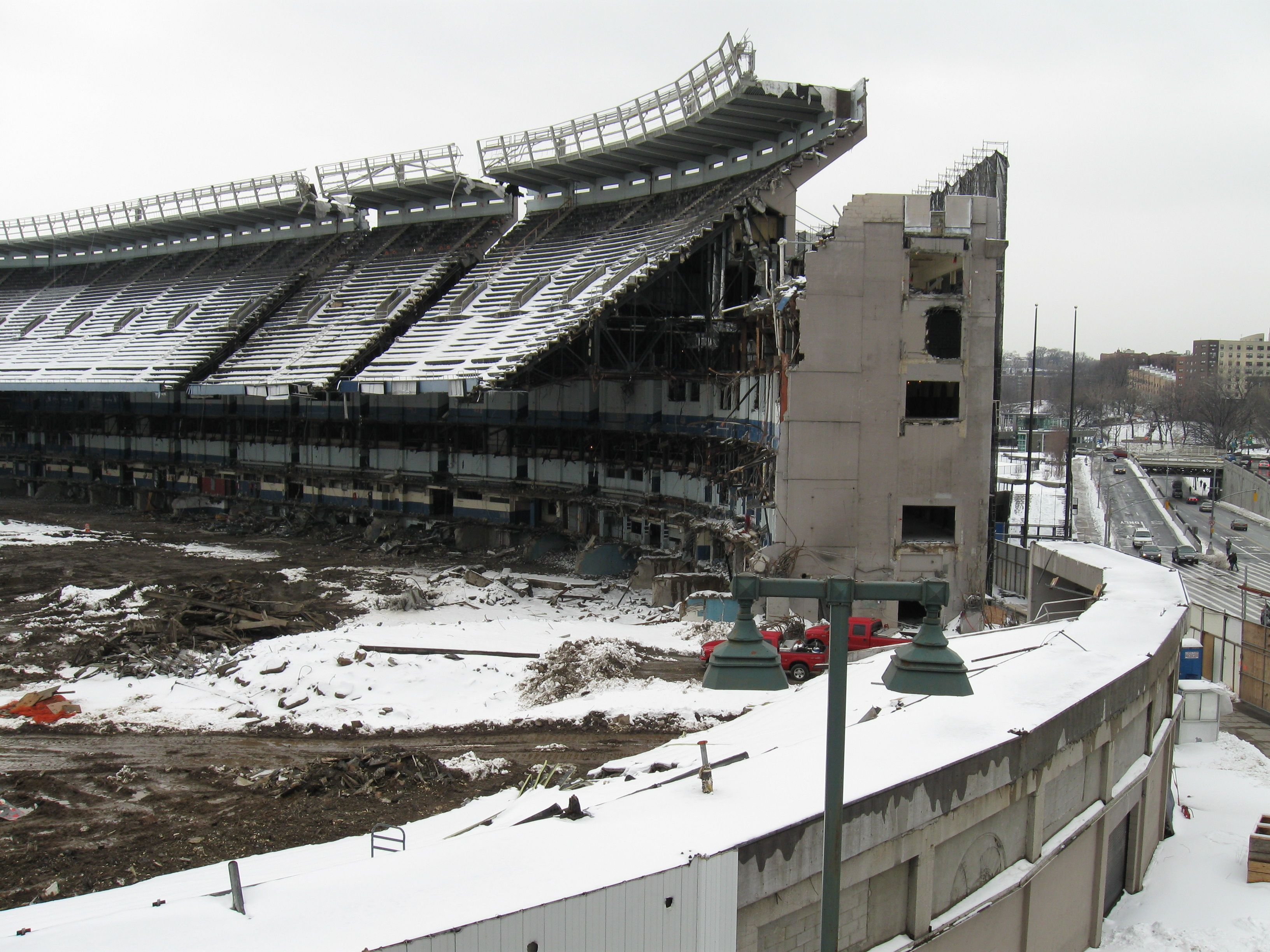 Stadium Construction Section Google Search Yankee Stadium Stadium Baseball Stadium