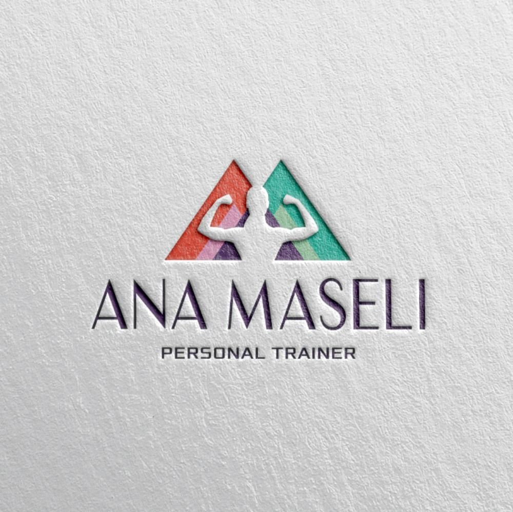 Personal Branding para Ana Maseli Personal Trainer de