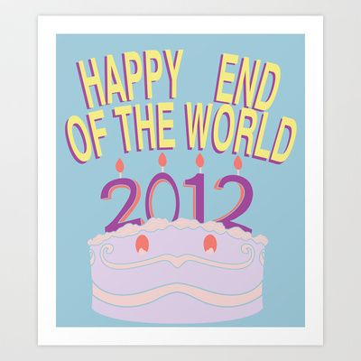 Happy End of the World!