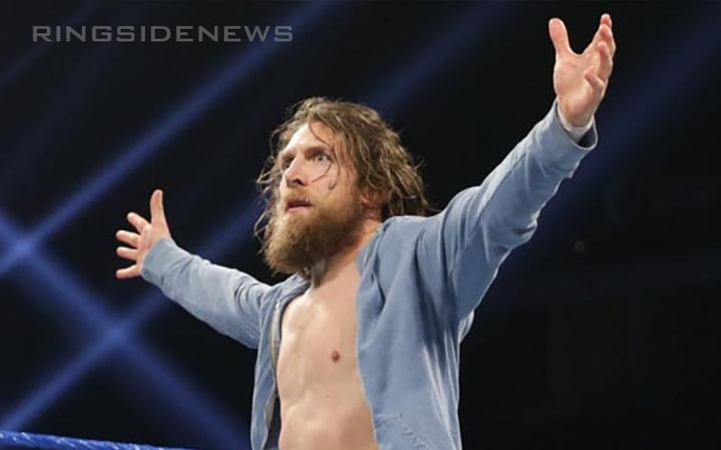 Big Challenge Laid Down For Daniel Bryan Next Week On Smackdown Daniel Bryan Daniel Bryan Wwe Daniel