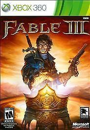 Fable Iii Microsoft Xbox 360 Used Tested Complete Free Shipping