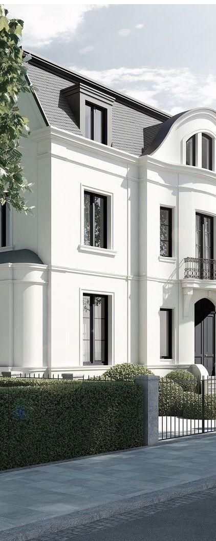 Pin di barbara messa su case da sogno case di lusso for Case bellissime esterni