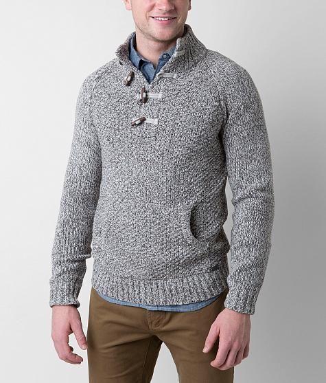 Jb Holt Crosby Jefferson Henley Sweater Mens Sweaters Buckle