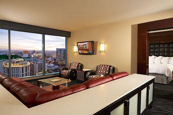 Elara Hilton Grand Vacations Center Strip One Bedroom Suite Bedroom Suite One Bedroom Vegas Suites