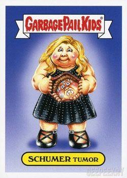 Http Www Geepeekay Com Gallery Tv Comedy Html Garbage Pail Kids Garbage Pail Kids Cards Comedy Tv