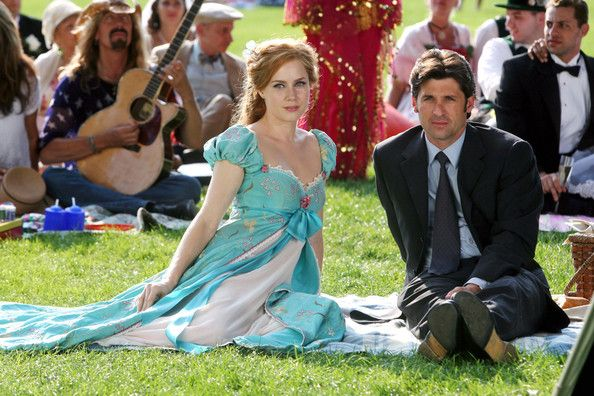 Image result for Patrick Dempsey and Amy Adams in Enchanted