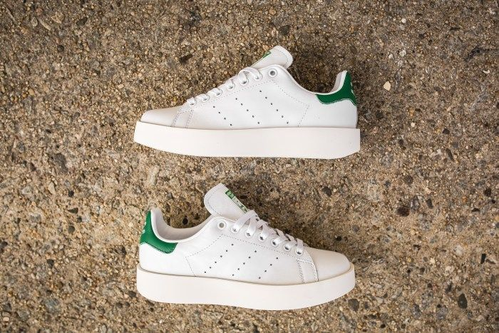 Added Height With The adidas Stan Smith