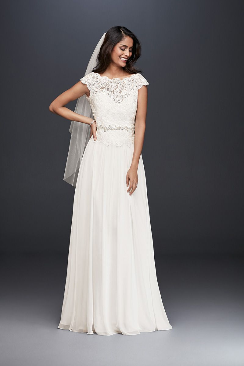 Photo of Wedding Dress out of David's Bridal – David's Bridal WG3851