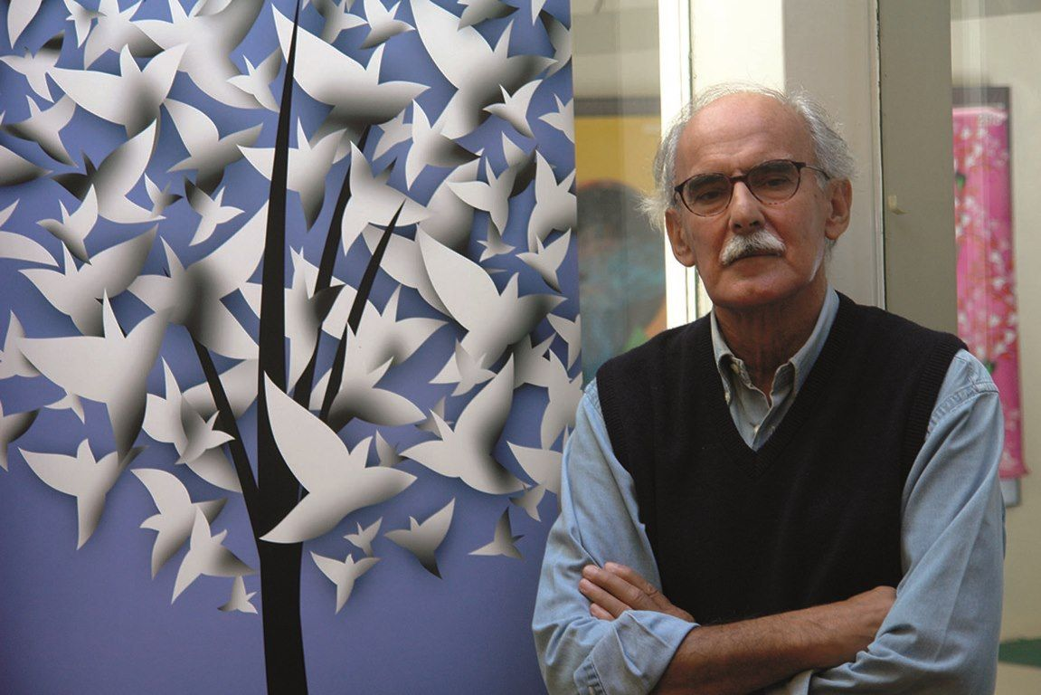 João Machado vive e trabalha no Porto. É licenciado pela Escola Superior de Belas-Artes do Porto, onde foi docente de design gráfico entre 1976 e 1983, ano em que abandonou o ensino para se dedicar inteiramente ao design.