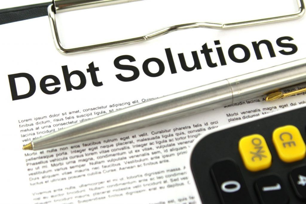 How to Get Out of Debt Quickly (With images) Stock