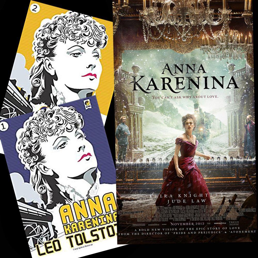 Review Buku Film Anna Karenina Sebuah Sindiran Terhadap Kaum Borjuis Rusia Anna Karenina Buku Film Leo Tolstoy