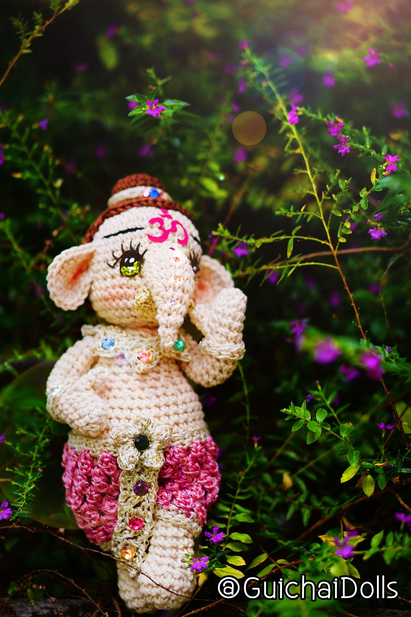 Ganesh images toys  Lord Ganesha Kid  Crochet  Pinterest  Ganesha Amigurumi and Crochet