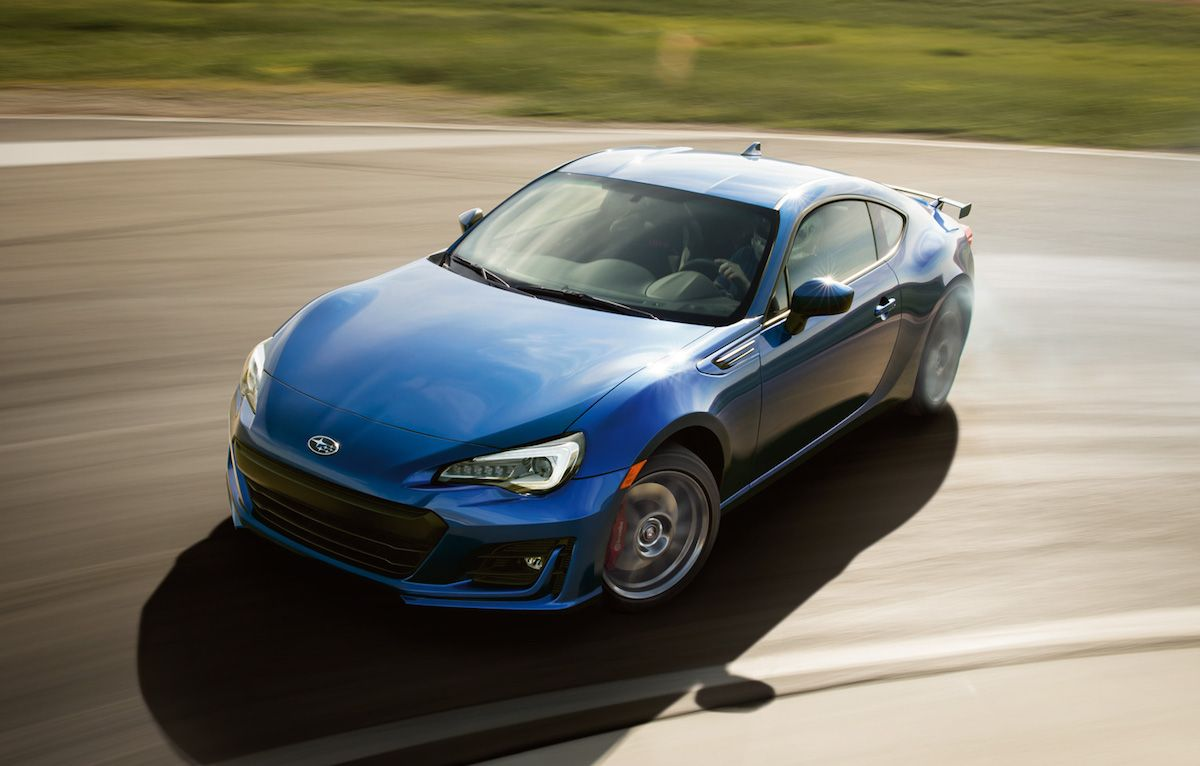 2018 Subaru BRZ Canadian Pricing Released & New Sporttech