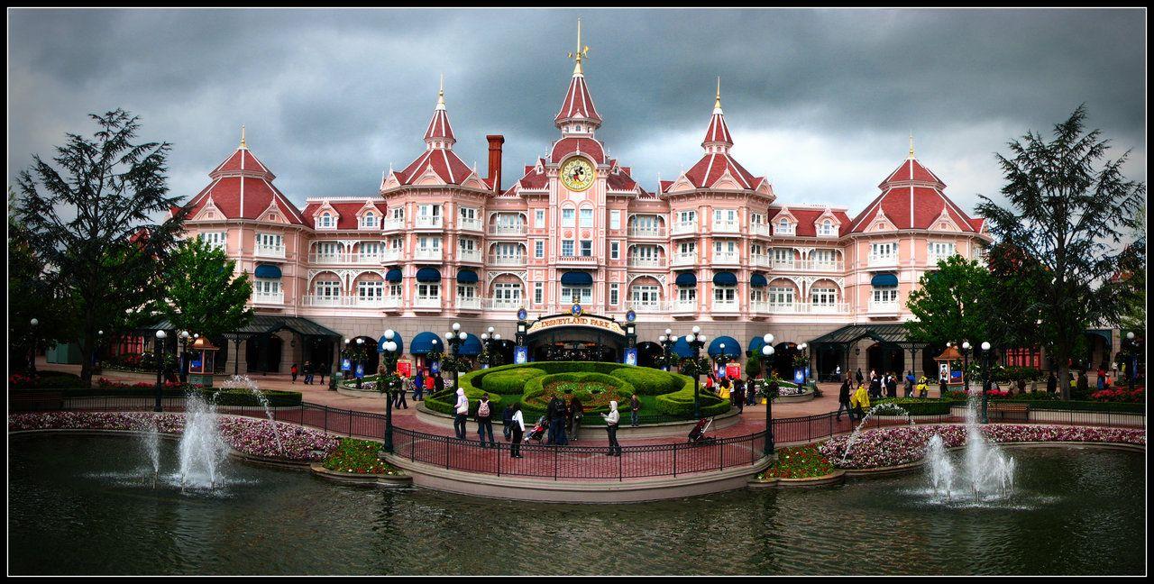 Disneyland france disneyland park disneyland park