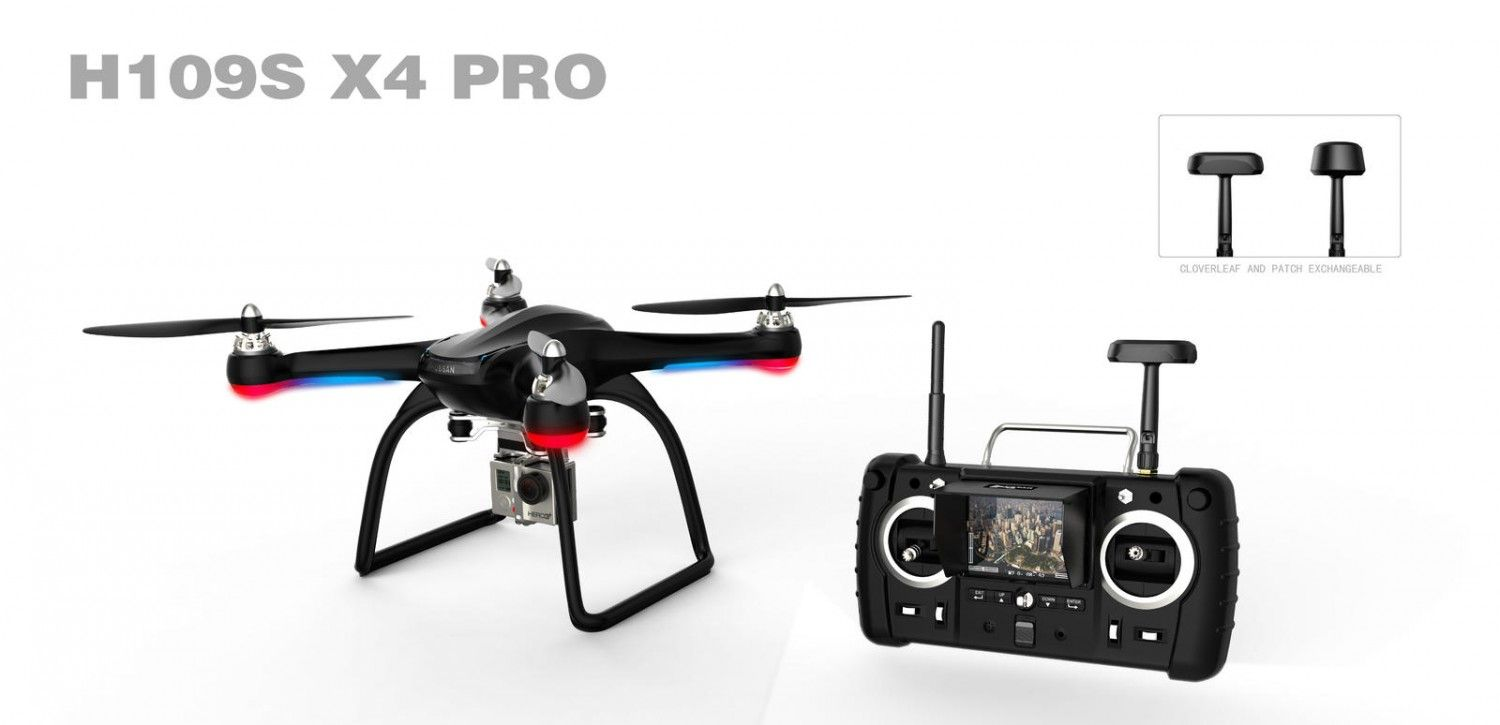 Hubsan X4 PRO H109S  A Fantastic Flying Machine one well worth waiting for.