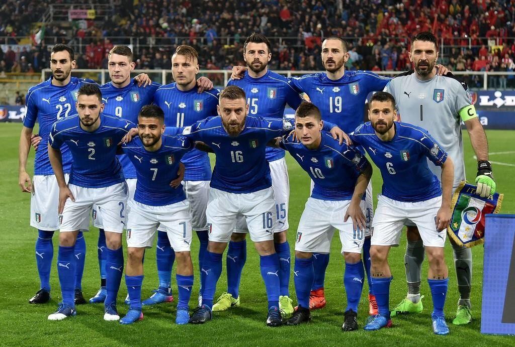 Albanien Italien Fussball