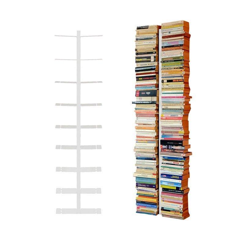 Radius Booksbaum 1 Regal Bucherregal In Weiss Wandregal Gross 721 B Mobel Wohnen Mobel Regale Aufbewahrung Ebay Bookcase Shelves Silver Walls