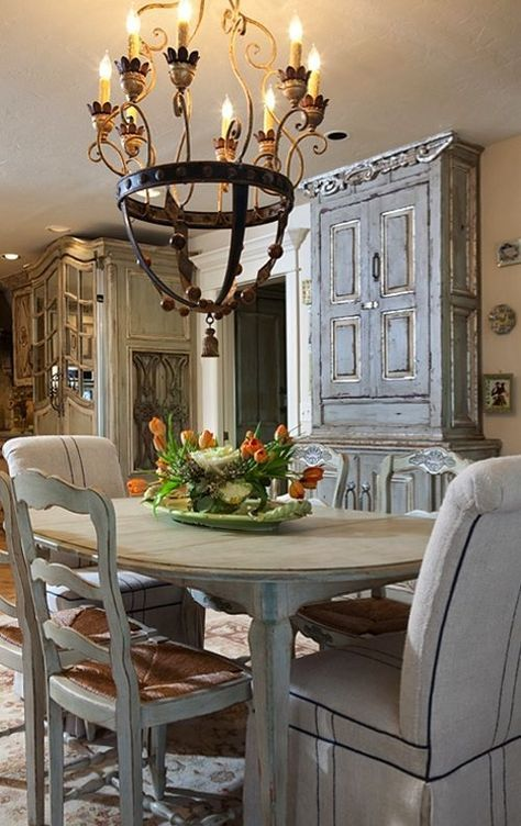 French Country By Divonsir Borges Modern CountryFrench Farmhouse DecorFrench
