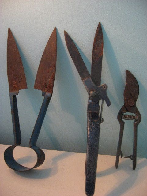 Vintage Garden Tools Like These Are Available At Railroad Towne Antique  Mall. Grand Island,