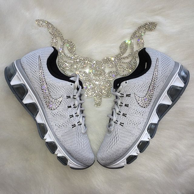 Premium Athletic Footwear Made with by CrystallizedKicks on Etsy