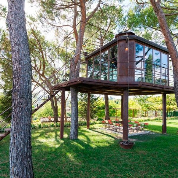 Tree house retreats you have to see