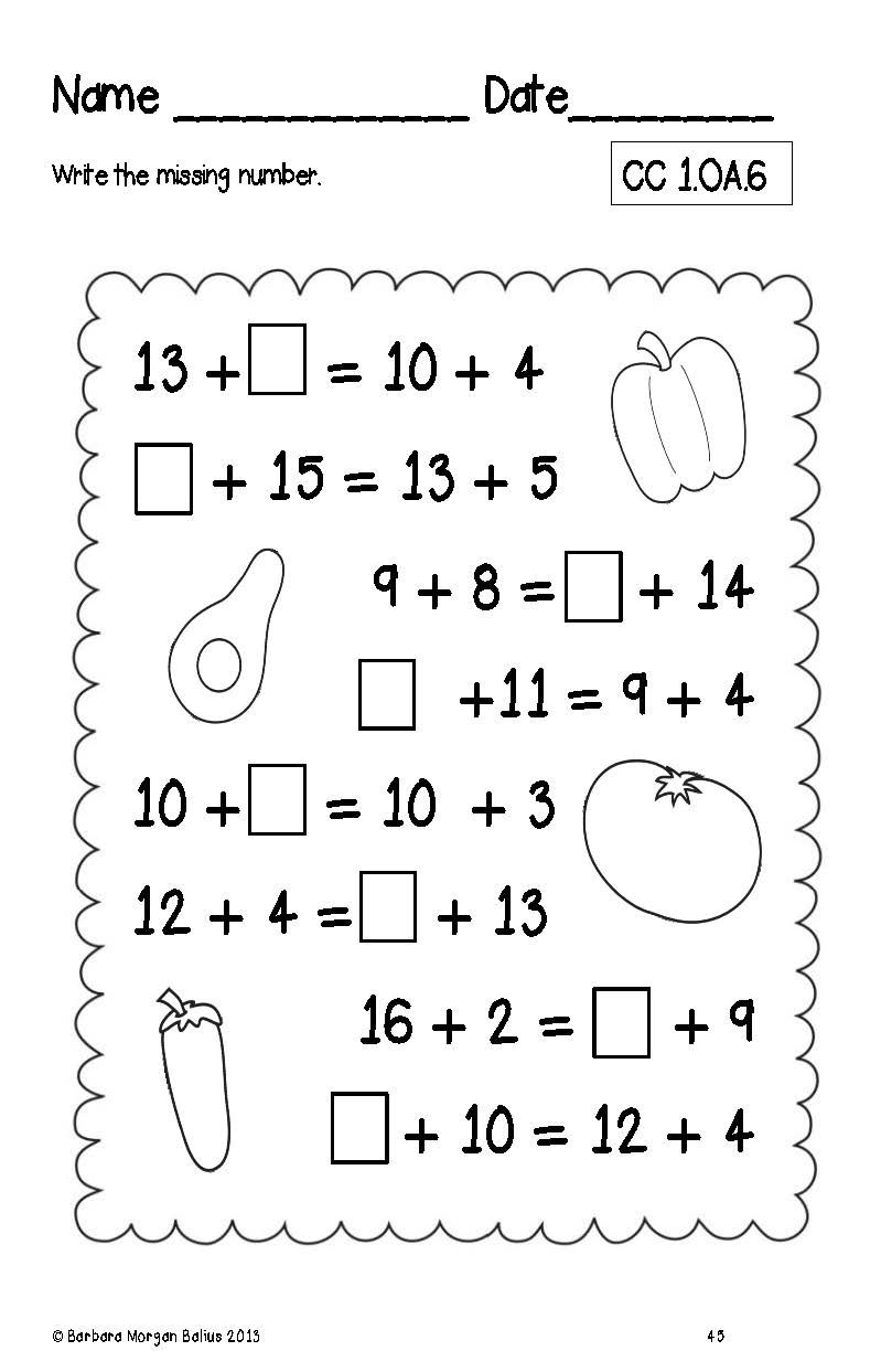 Pin By Jenny Morey On Yo Teach First Grade Math Worksheets First Grade Math Math Review