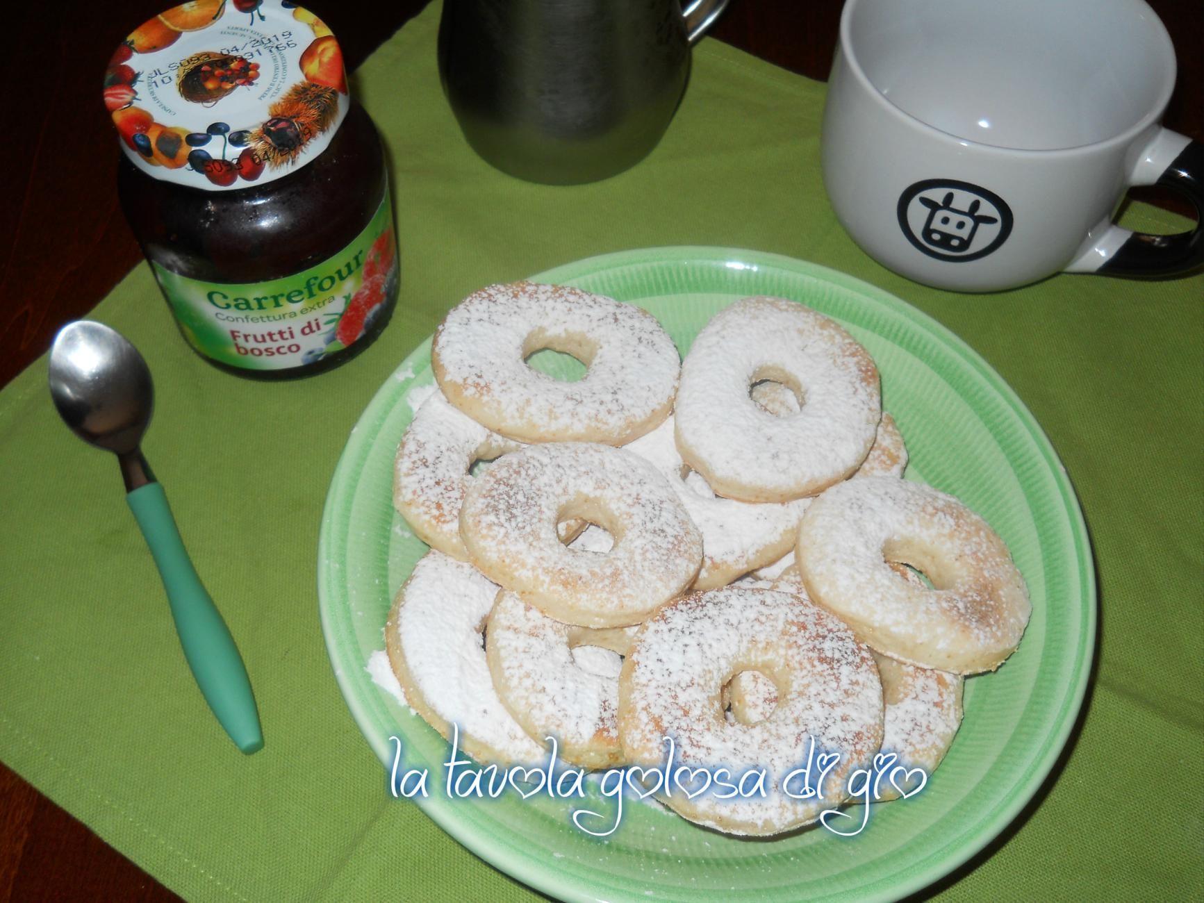 Biscotti allo yogurt senza zucchero, risulteranno davvero tanto leggeri in  quanto mancheranno anche le uova