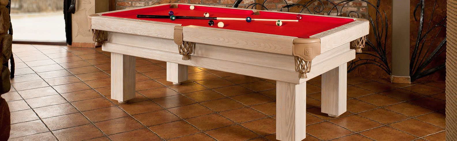 WwwLuxuryPoolTablescouk Luxury Pool Tables Bespoke Custom - Rustic modern pool table