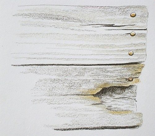 Tips for Drawing Realistic Wood Grain | Realistic drawings ...