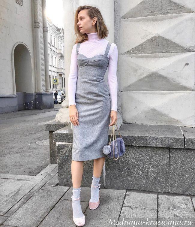 Модные платья весна-лето 2018 - 60 стильных фото на разные ...