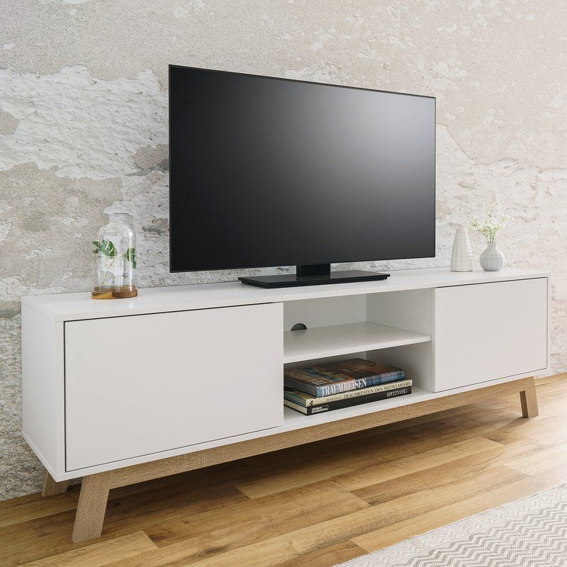 . Thyra TV Stand for TVs up to 60  in 2019           White tv stands