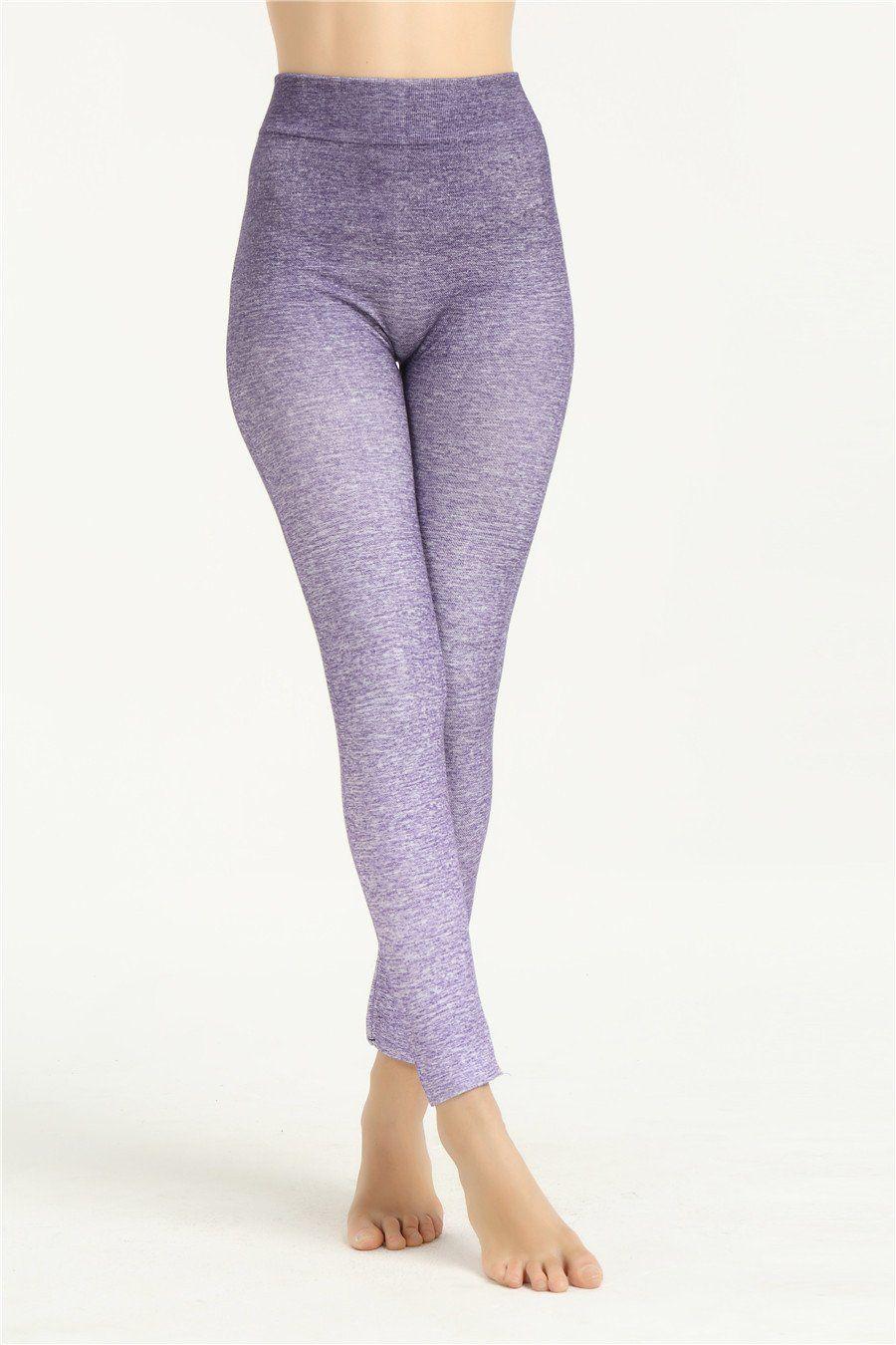 a662f0ed323ea Push Up Leggings Women Workout Leggings Slim Leggings Polyester V-Waist Jeggings  Women Pencil Pants