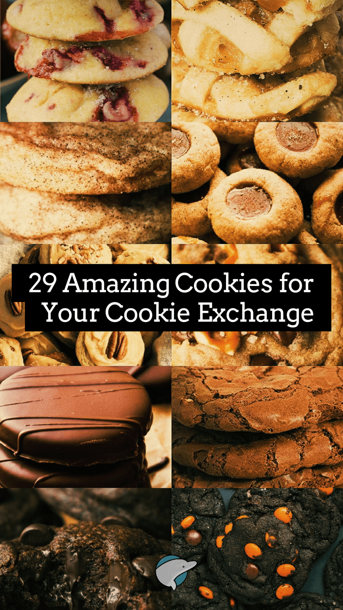 29 Amazing Cookies For Your Christmas Cookie Exchange