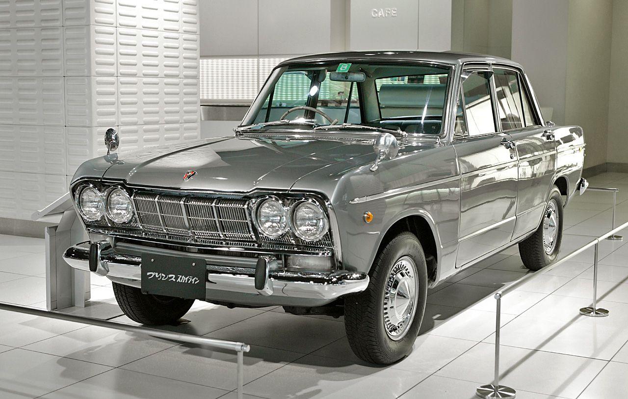 JDM Royalty: A 1965 Prince Skyline 2000 GT-B (S54B-2) - YouTube